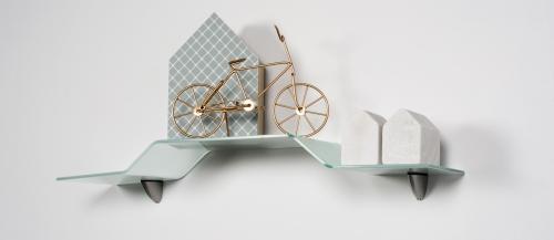 design glasregal piatto gebogenes regal jetzt kaufen. Black Bedroom Furniture Sets. Home Design Ideas